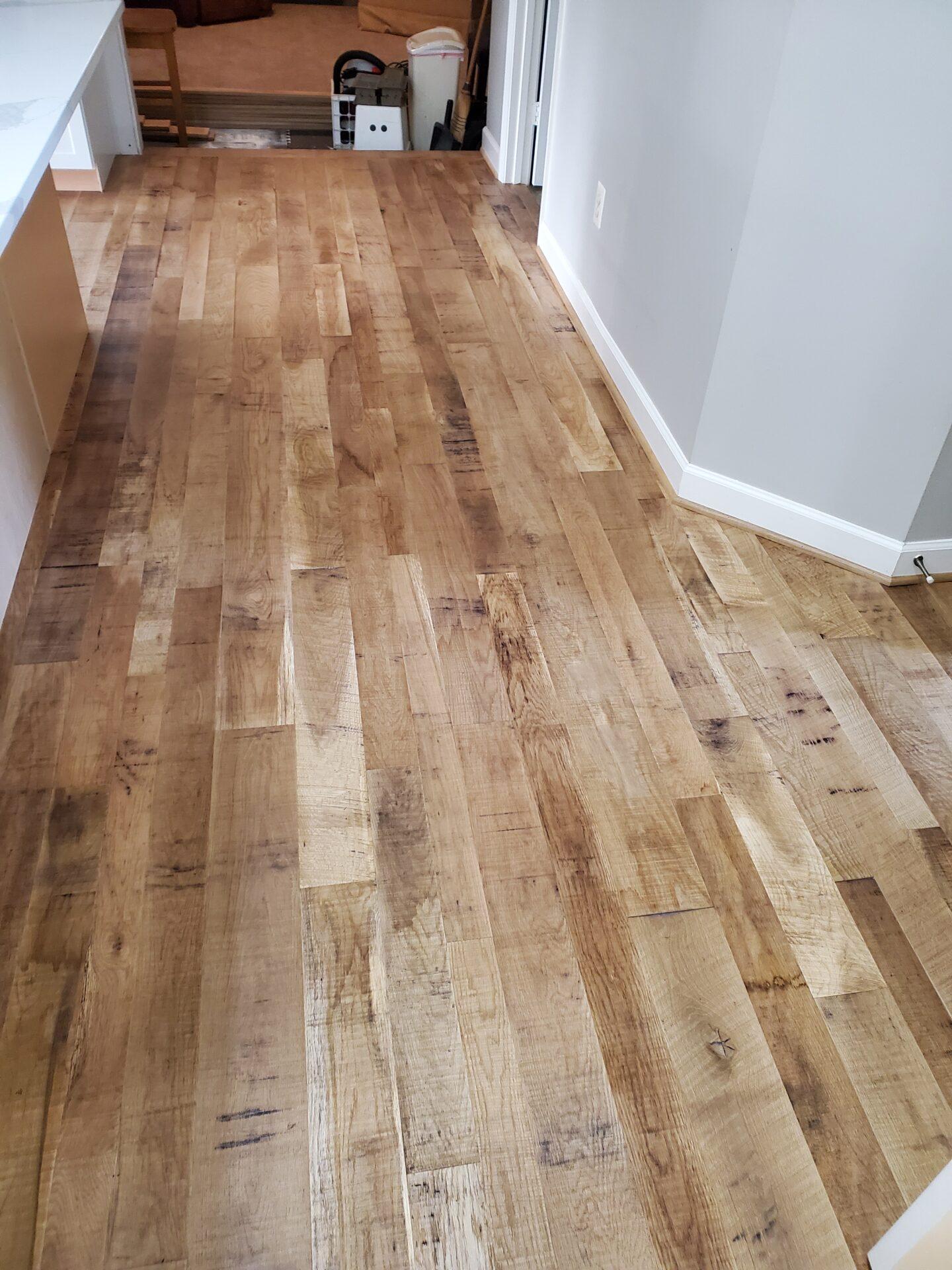 Rustic Whiskey Springs White Oak Flooring 3″-6″