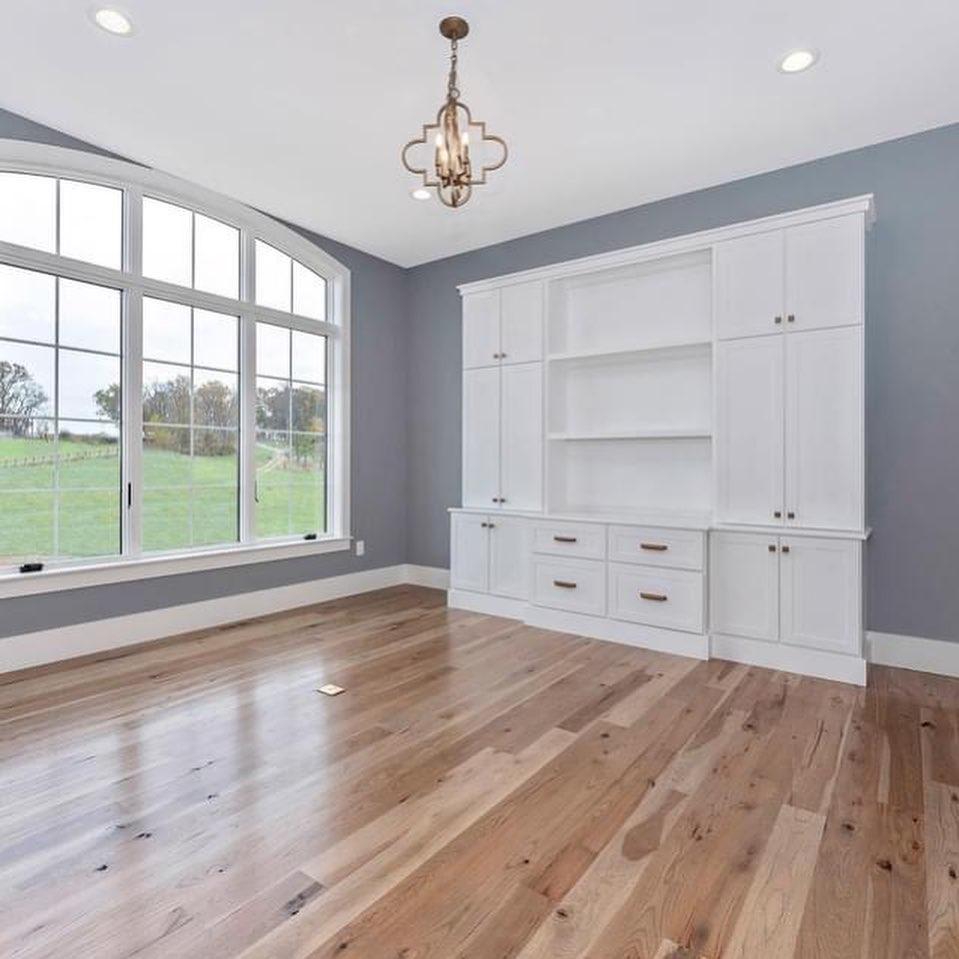 5″ Rustic Hickory Flooring